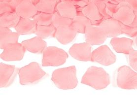 Płatki róż j. różowy 500 szt.