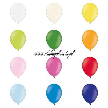 Balony 10 PASTEL 100 szt. KOLORY (1)