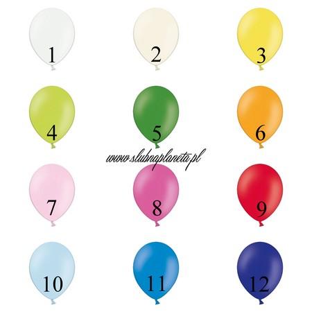 Balony 10 PASTEL 100 szt. KOLORY (2)