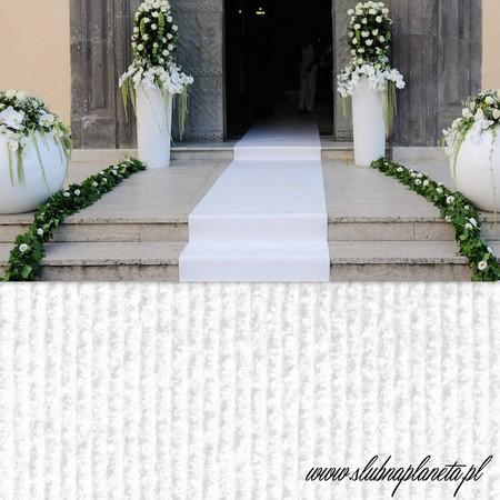 Biały dywan 1m² (2)