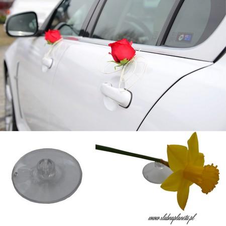 Przyssawka silikonowa do dekoracji m.in. samochodu