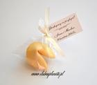 Ciasteczko z wróżbą Personalizowane + tasiemka (1)